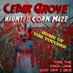 Cedar Grove Haunted Corn Maze