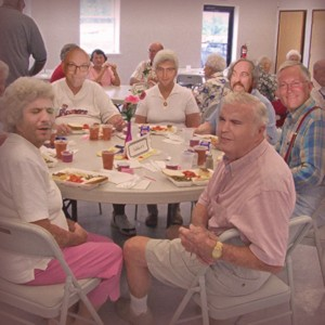 The Golden Dusk Assisted Living Bingo Club Pic
