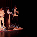 The cantina scene as interpreted by Google Transcripts • Photo by Liezl