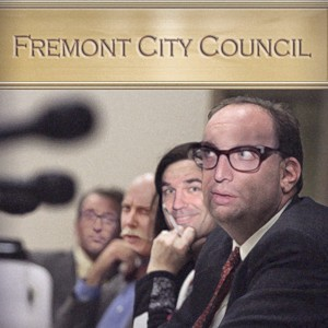 Fremont City Council Pic