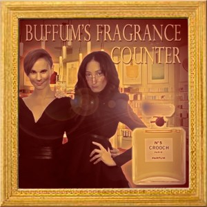 Buffum's Fragrance Counter Pic